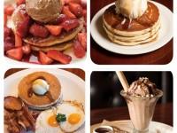 メルボルンの有名パンケーキ店「The Pancake Parlour」