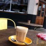 メルボルンのカフェ「FRIENDS OF MINE」