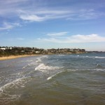 メルボルンのフランクストンビーチ