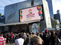 メルボルンのメキシカンフェスティバル