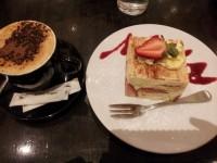 メルボルンのカフェ「Cafe Baci」