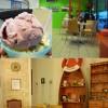 レイクエントランスのカフェ「Riviera Ice Cream Parlour」「Mmm…Truffles」