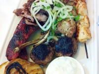 メルボルンのギリシャ料理レストラン「Cafe Platia」