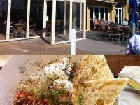 メルボルンのカフェ「North Point Cafe」
