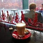 メルボルンのカフェ「Liaison Cafe」