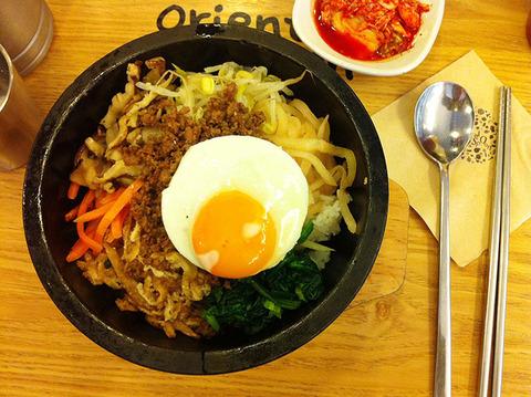 メルボルンの韓国料理レストラン「Oriental spoon」