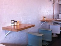 メルボルンのカフェ「Miss Frank」