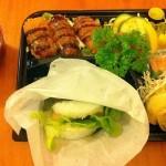 寿司バーガー「Jcafe」
