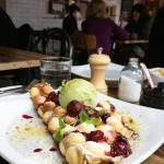 メルボルンのカフェ「Baba Sus」