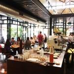 メルボルンのカフェ「Top Paddock」