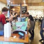 メルボルンのカフェ「League of Honest Coffee」