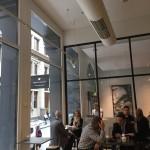 メルボルンのカフェ「toby's cafe estate」