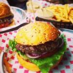 メルボルンのハンバーガー店「Humburger 」