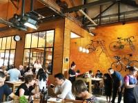 メルボルンのカフェ「SEVEN SEEDS」