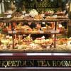 メルボルンのカフェ「HOPETOUN TEA ROOMS」