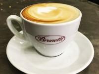 メルボルンのカフェ「Brunetti」