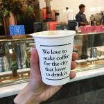ヴィクトリアマーケットに来たら「Market Lane Coffee」