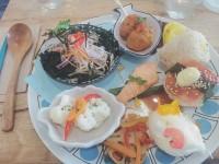 メルボルンのカフェ「KUU JAPANESE CAFE」