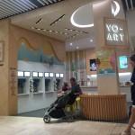 メルボルンのアイスクリーム屋「YO-ART」