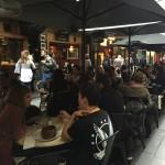 メルボルンのカフェ「THE QUARTER」