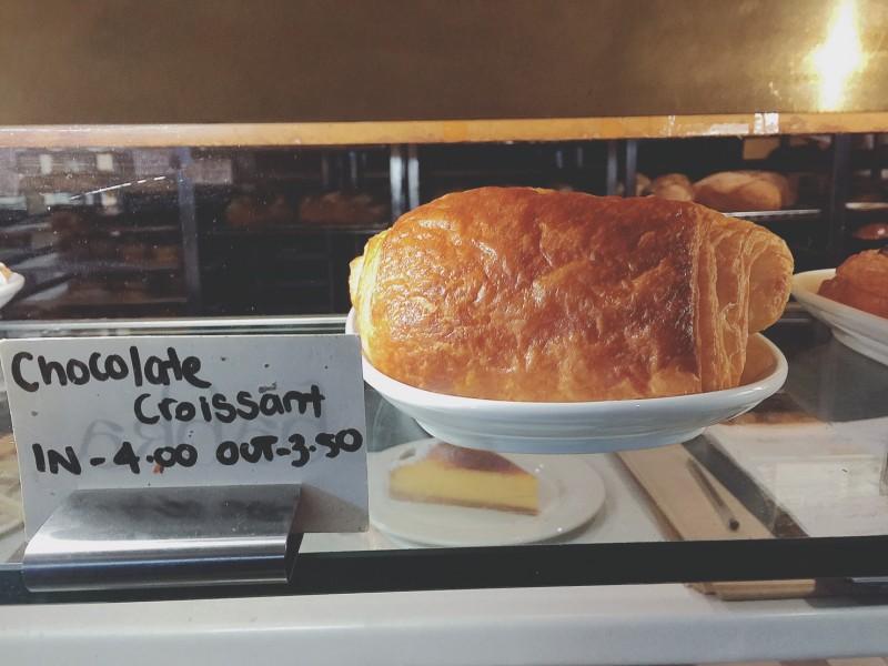 メルボルンのカフェ「babka」