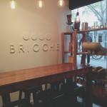 メルボルンのカフェ「BRIOCHE」