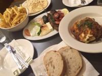 メルボルンギリシャ料理レストラン「Stalactites Restaurant 」