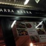 メルボルンの韓国料理「WARRA WARRA KITCHEN」