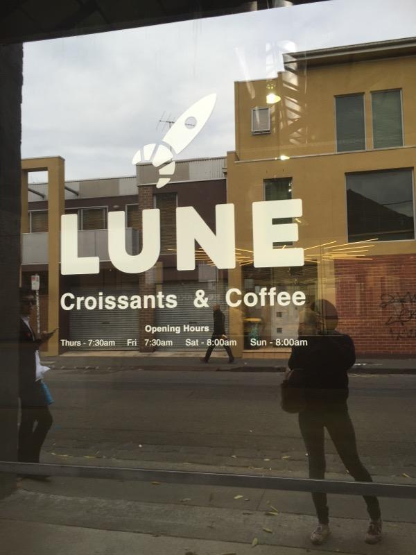 あのNew York Timesで世界一に選ばれたクロワッサンが食べれる『Lune croissant and coffee』