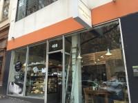 メルボルンのカフェ「CORNER & BENCH」
