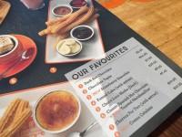 メルボルンのカフェ「San Churro」
