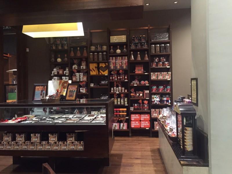 メルボルンのカフェ「MAX BRENNER」