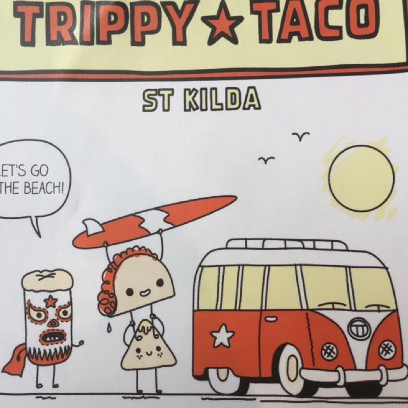 メルボルンのレストラン「Tippy☆Taco」