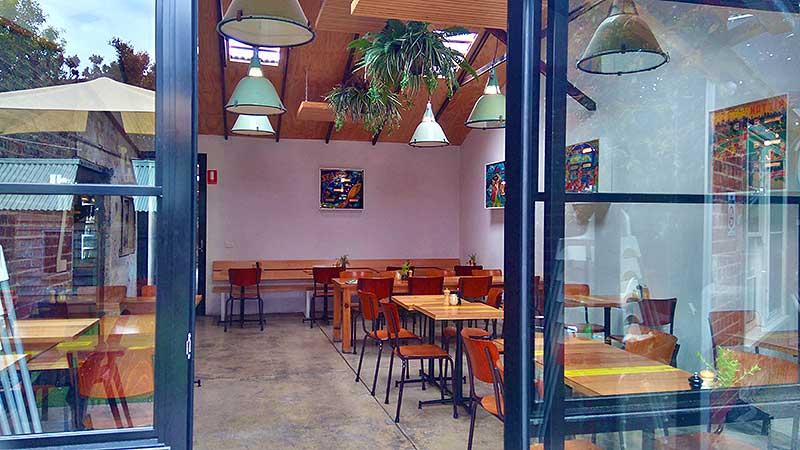メルボルンのカフェ「Natureboy」