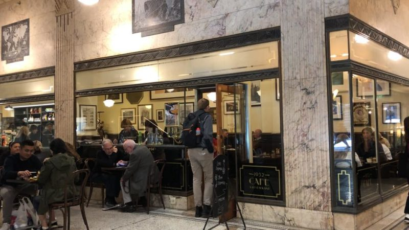 クラシックカフェでたっぷりランチ「1932 Cafe and Restaurant」