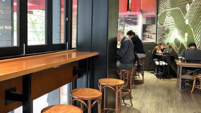 オーストラリア発祥のチェーンカフェ「GloriaJeans」