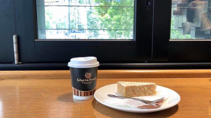オーストラリア発祥のコーヒーチェーン店「GloriaJean's Coffees」