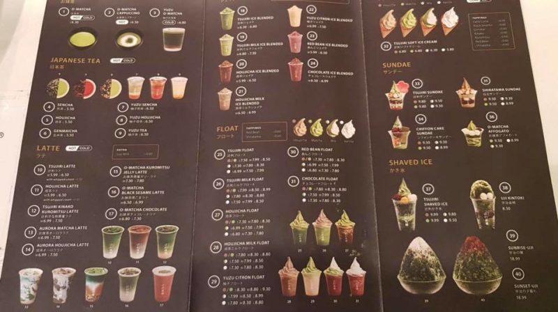 外国人は抹茶味が大好き!抹茶が恋しくなったら「TSUJIRI Melbourne CBD」