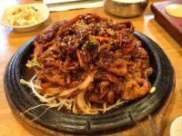 真夏のクリスマスは韓国料理で呑みたい「Oriental Spoon」