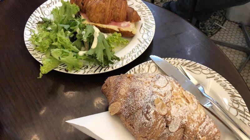 おしゃれなフランスベーカリーカフェで朝食を「Laurent Bakery」